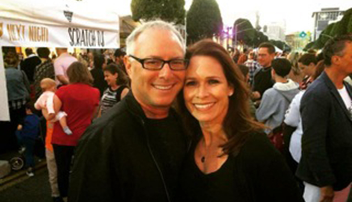 Robby and Treva Scharff , Finding Love After 50