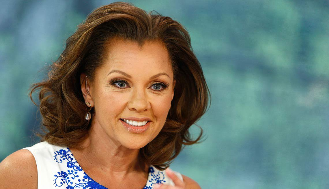 How to be a Sexy Grandma, Vanessa Williams