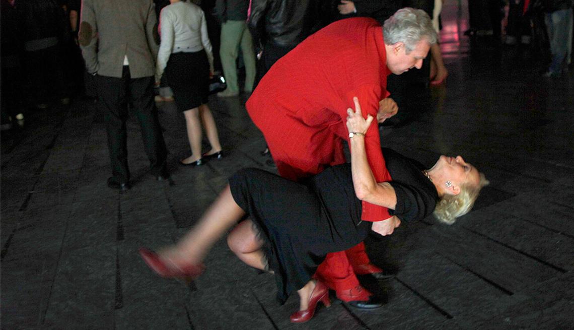 Dietmar and Nellia Ehrentraut