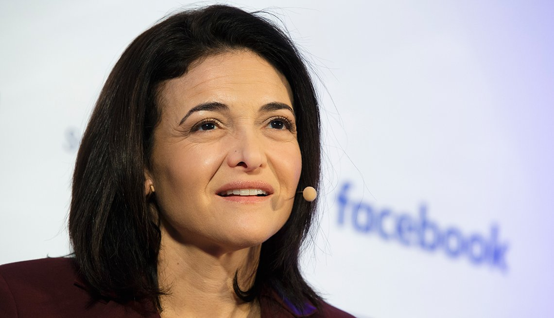 Sheryl Sandberg on Coping With Loss