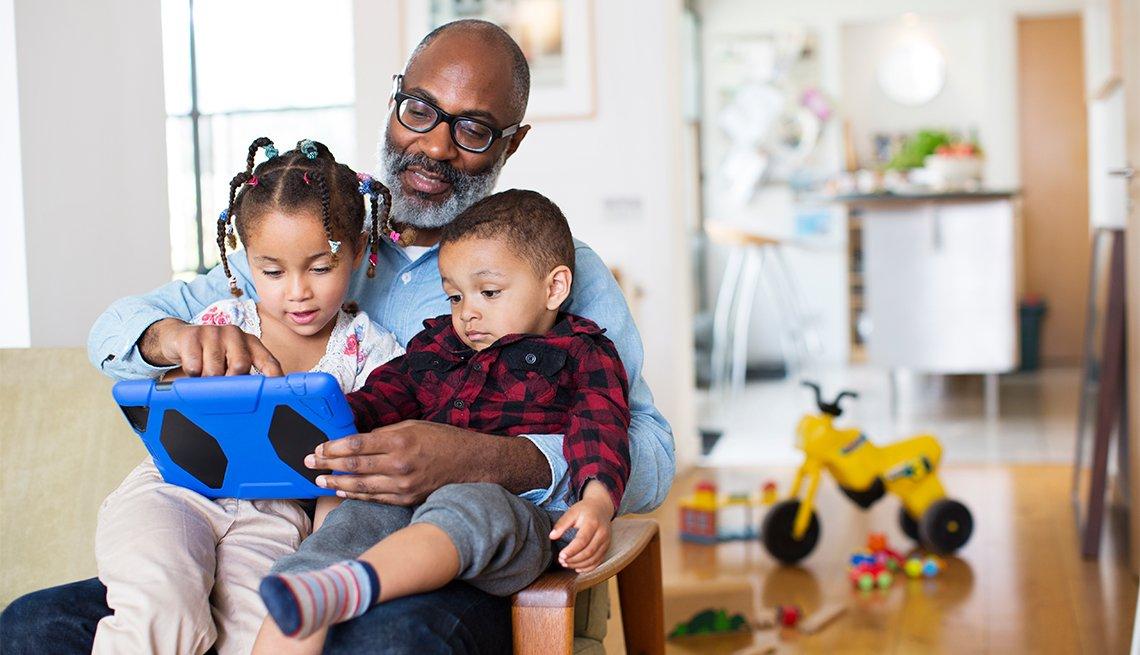The Grandparent Boom