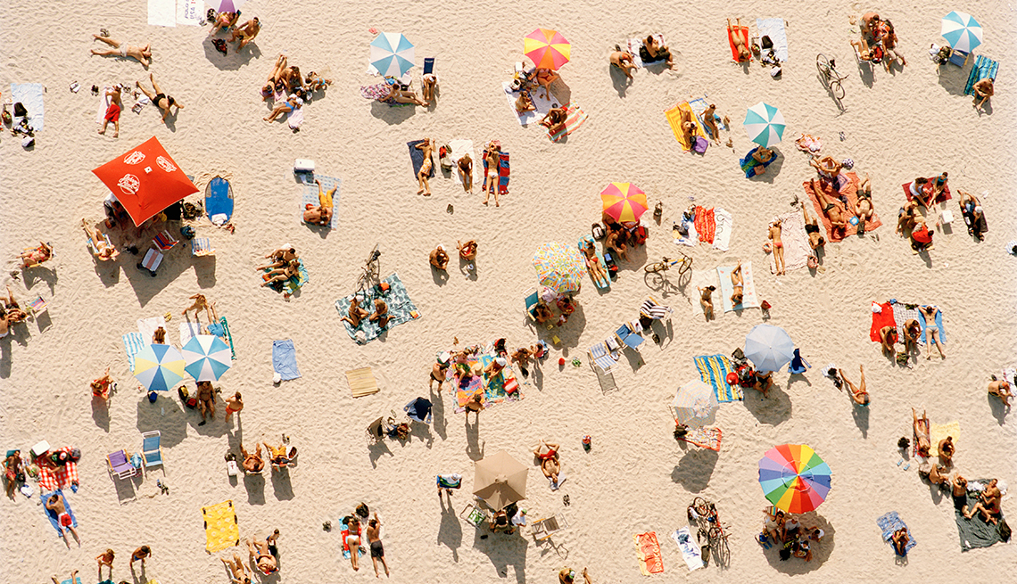 Study: We're Not Using Enough Sunscreen
