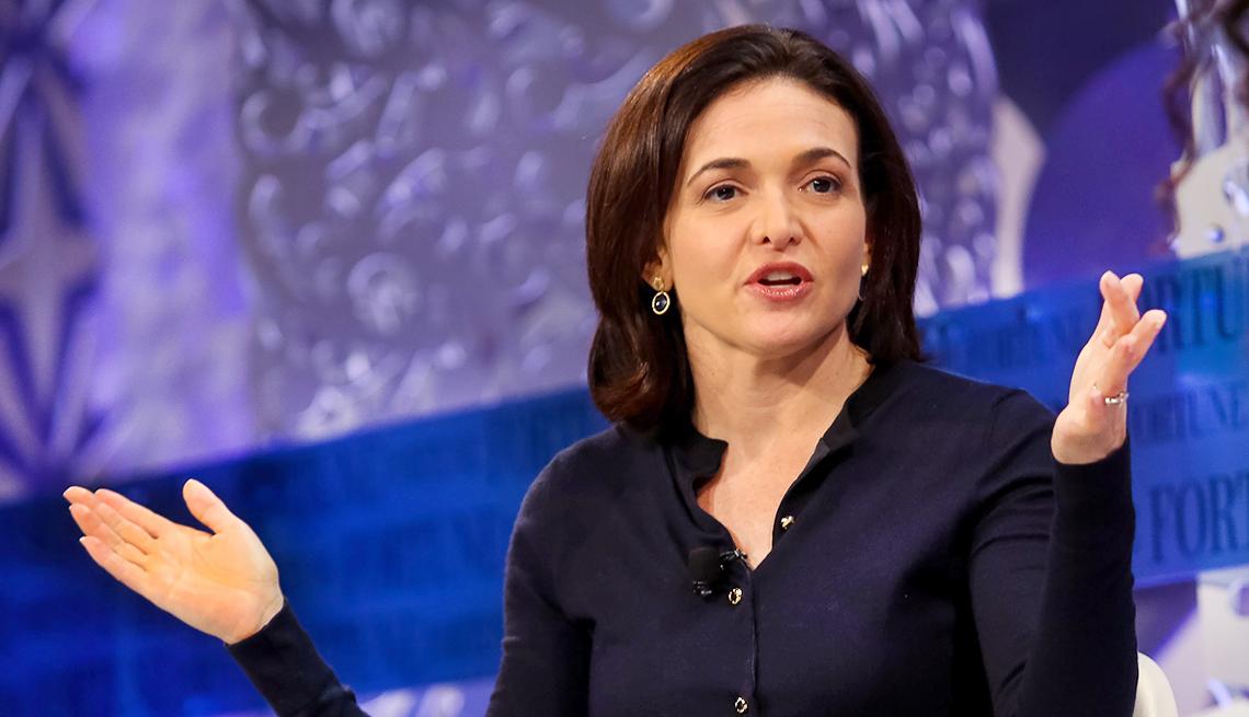 Sheryl Sandberg 'Option B' Excerpt
