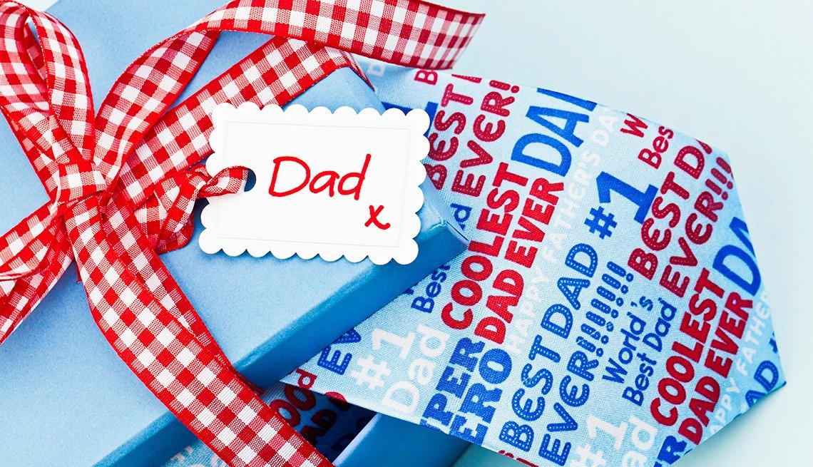 Regalos para papás mayores de 50 años - Caja de regalo