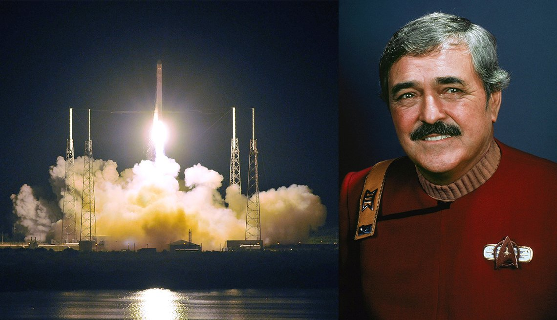 James Scotty Doohan SpaceX