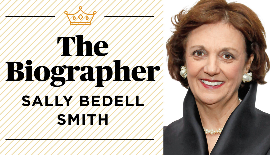 The Biographer, Sally Bedell Smith