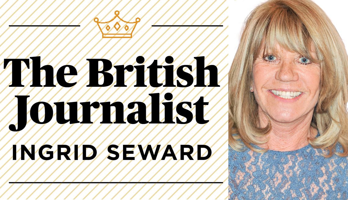 The British Journalist, Ingrid Seward