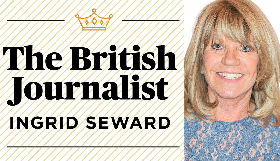 The British Journalist, Ingrid Seward