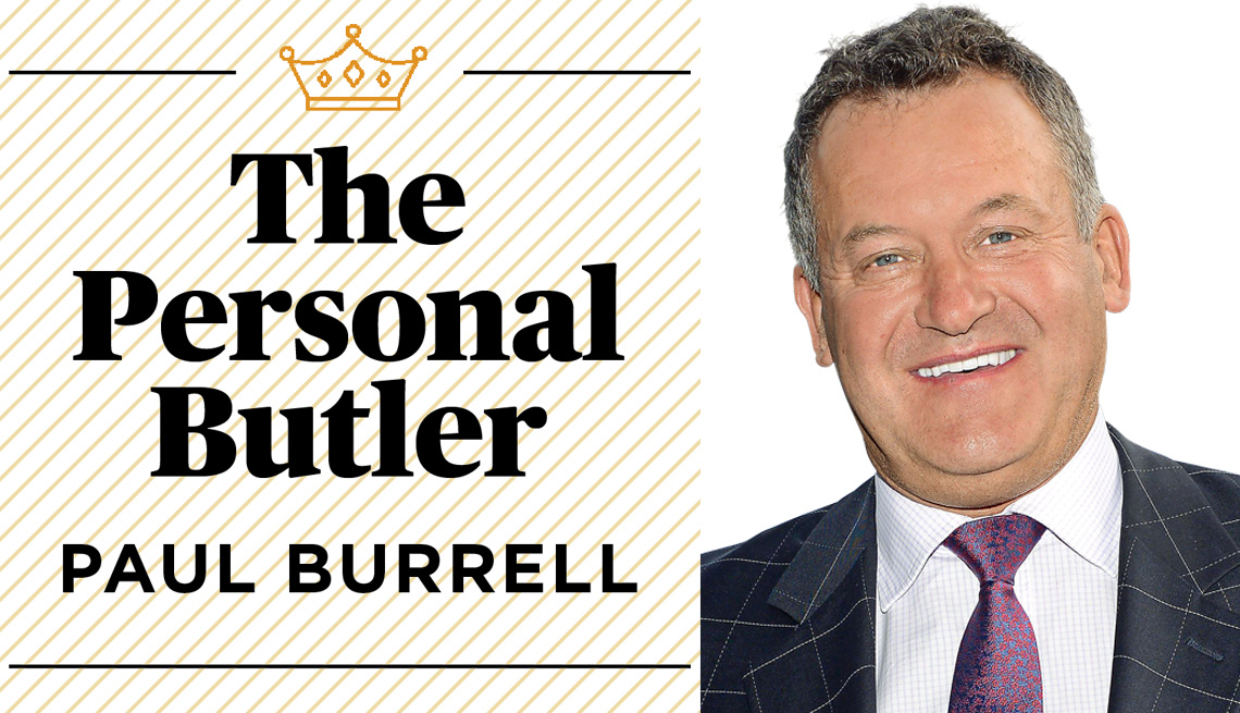 The Personal Butler, Paul Burrell