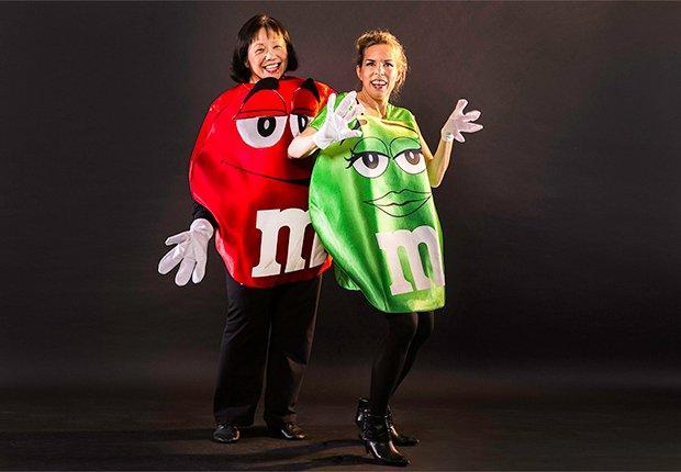 Disfraces ingeniosos para Halloween