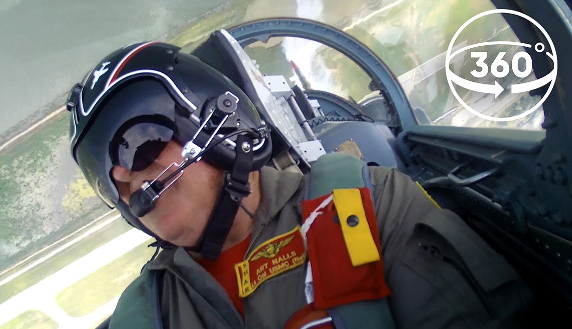 airplane pilot flying