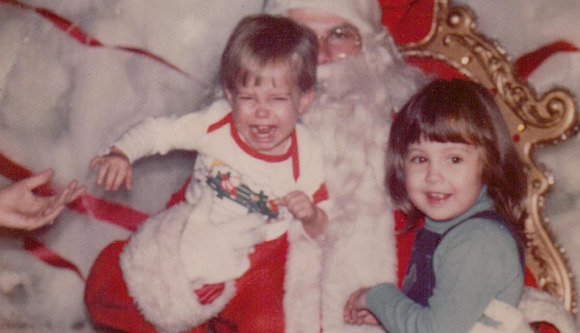 Santa Tears