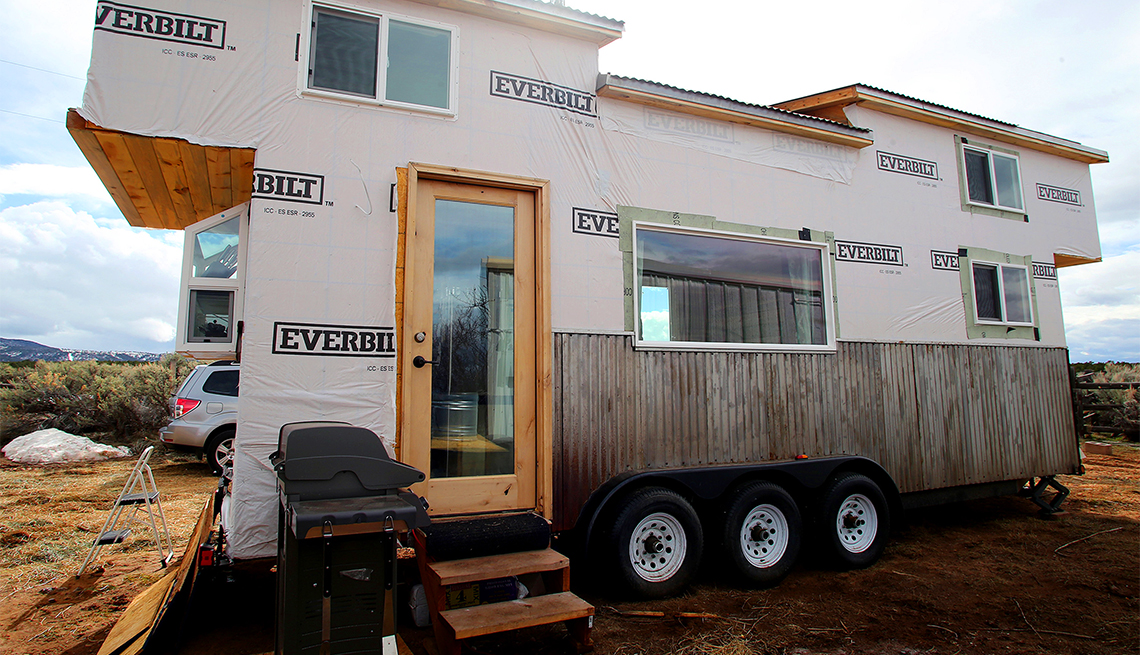 Tiny Home Village Going Up In Texas