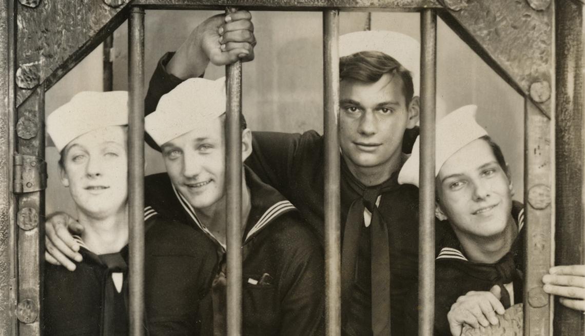 Richard Thelen fue marinero con su amigo, Robert Terry en el USS Indianápolis.