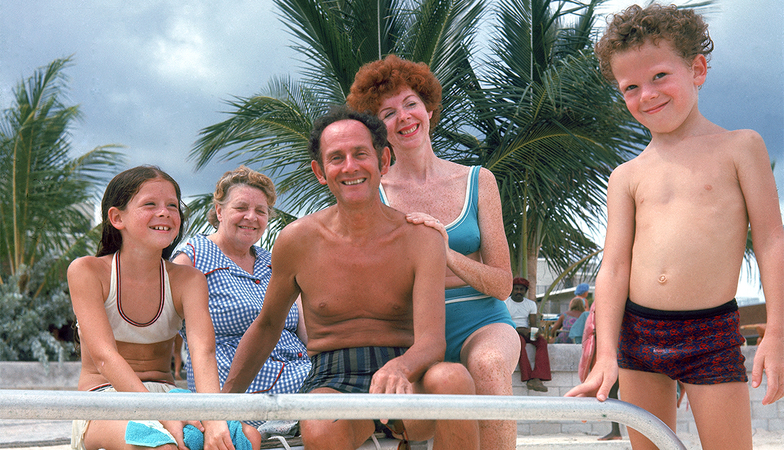 Share Your Nostalgic Family Beach Pictures With Aarp-8194