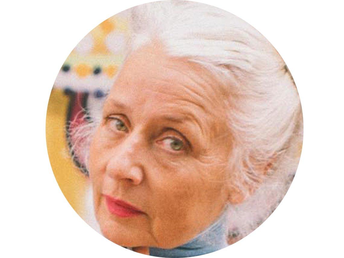 Headshot of Sarah Jane Adams