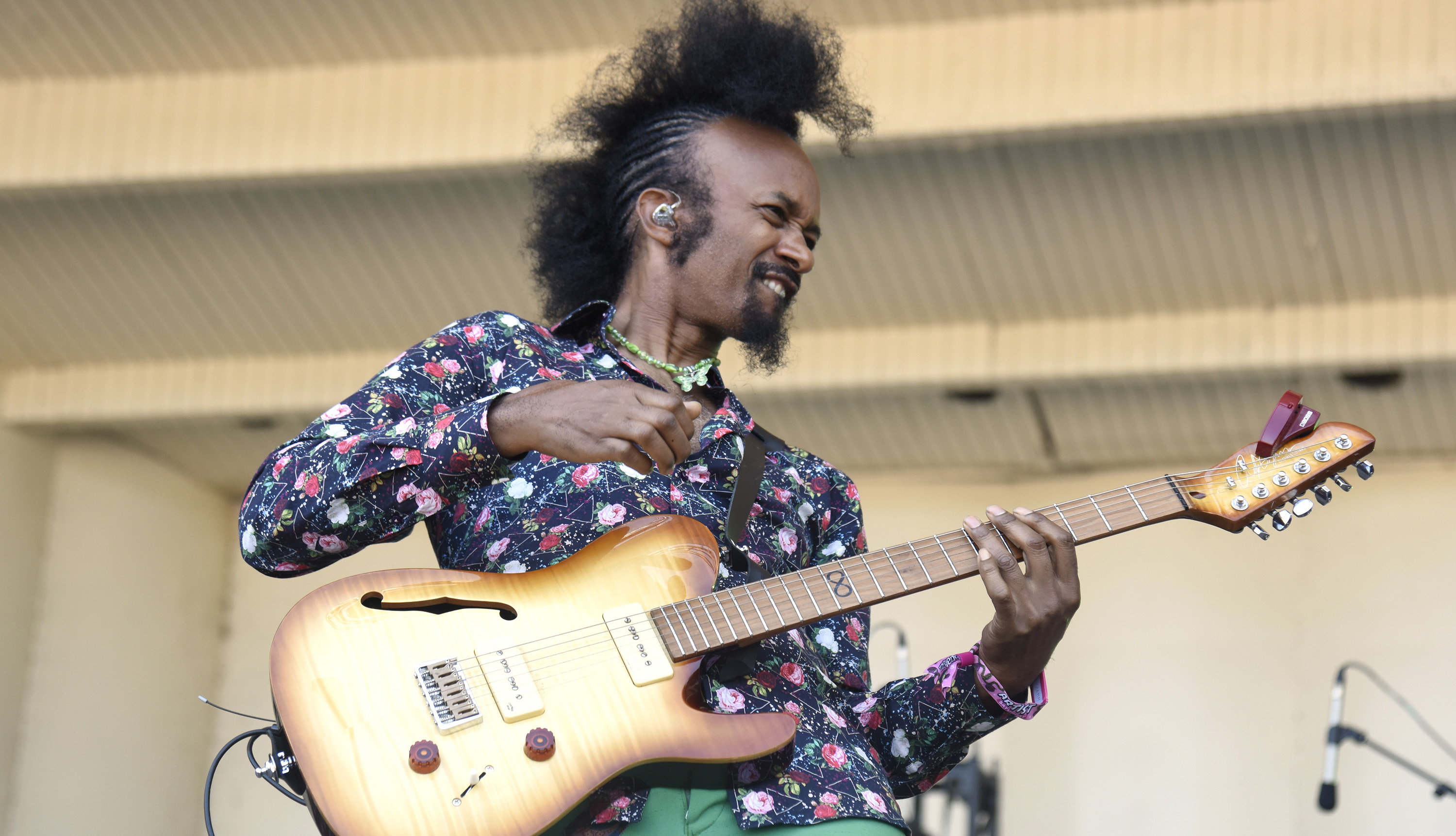 Fantastic Negrito performs during 2019 Lollapalooza day three at Grant Park