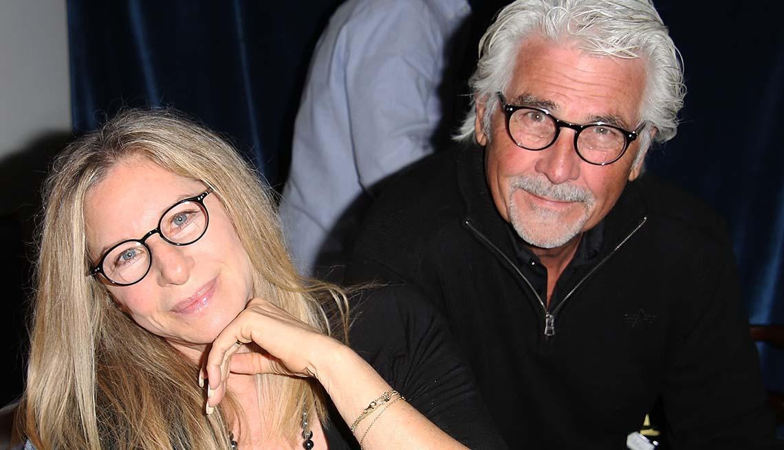 item 5 of Gallery image - Barbra Streisand and James Brolin