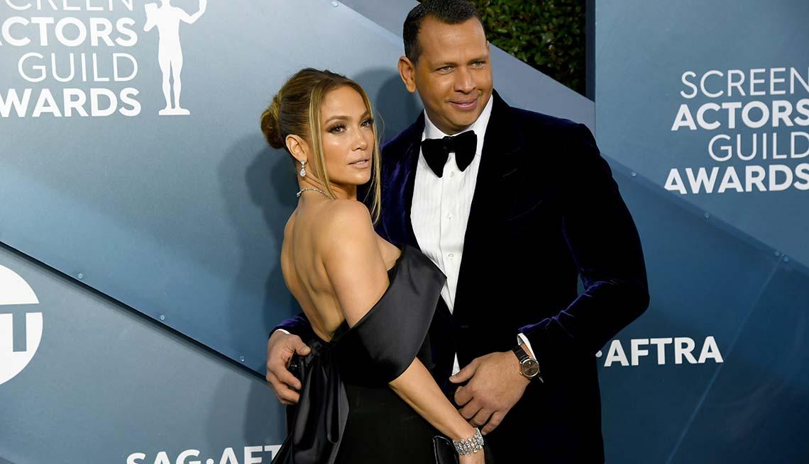item 1 of Gallery image - Jennifer Lopez and Alex Rodriguez