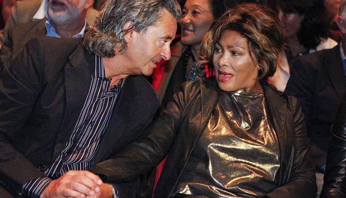 item 6 of Gallery image - Tina Turner in Zurich, Switzerland