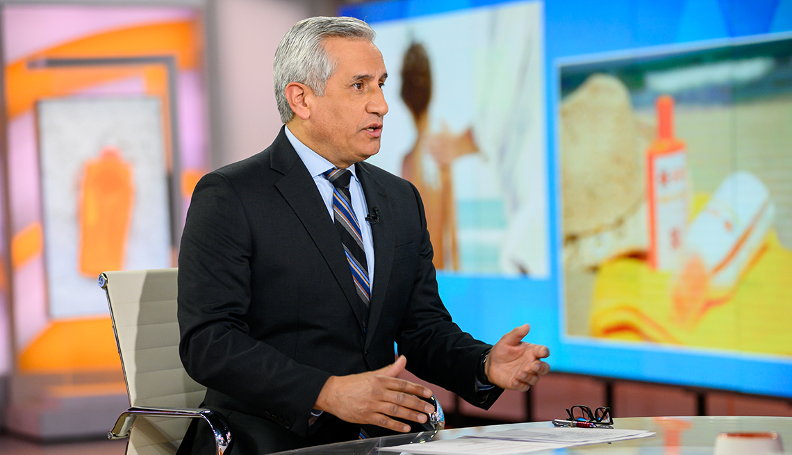 Dr.  John Torres appeared on the Today Show on February 17, 2020