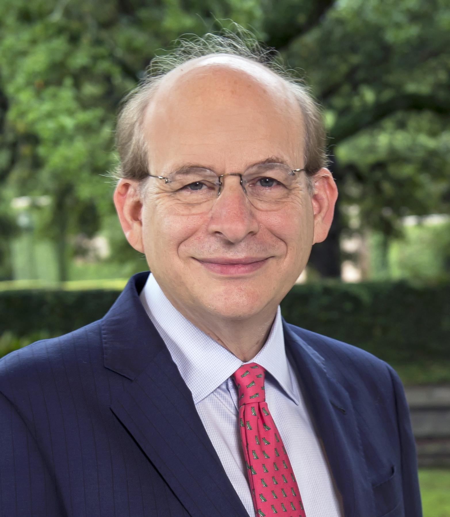 David Leebron, Presidente de Rice University