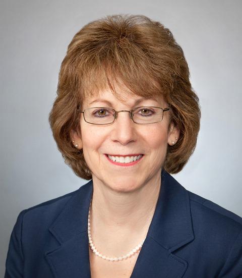 Ellie Hollander, gerenta ejecutiva y presidenta de Meals on Wheels America