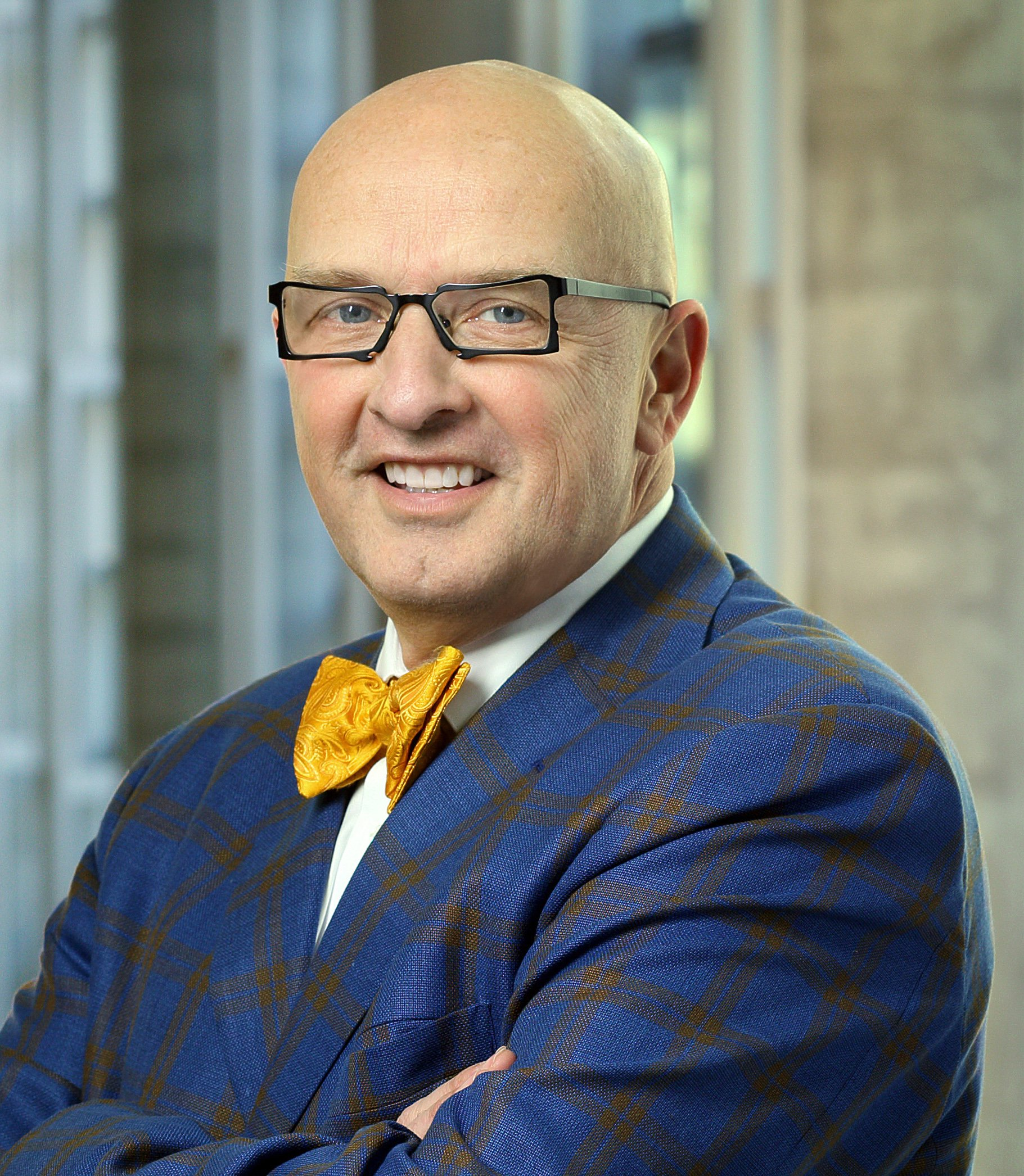Kevin Sowers, presidente de Johns Hopkins Health System