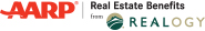 Real Estate Benefits - Realogy logo