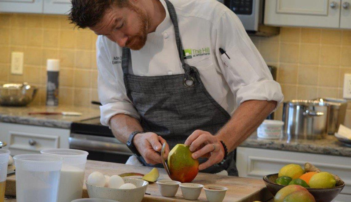 Adam Ochs - Green Apron CEO, Chef