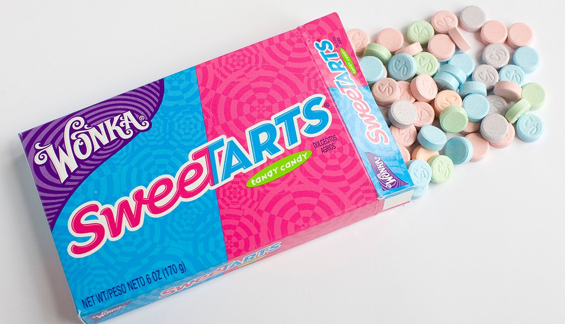 item 6 of Gallery image - SweetTarts candy.