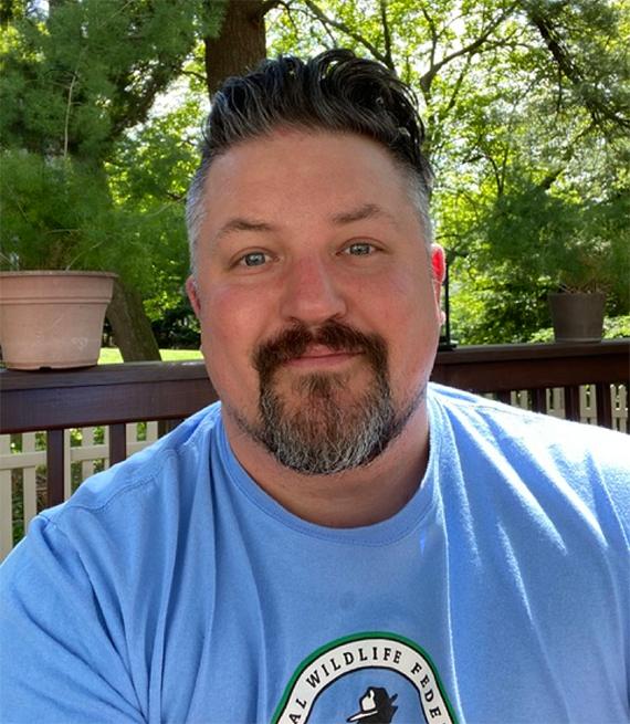 David Mizjewski, NWF Naturalist
