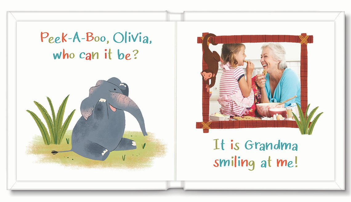 I see Me - Personalized Board Book