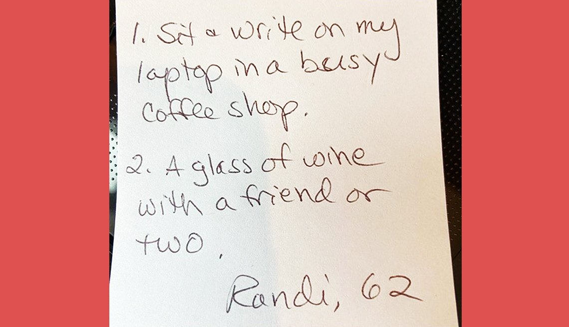 item 3 of Gallery image - randi age sixty two wants to write on their laptop in a coffee show and have wine with friends