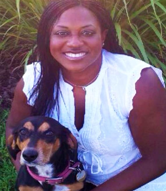 Dr. Georgina Phillips a veterinarian