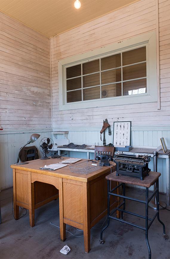 Estación de inmigración Angel Island