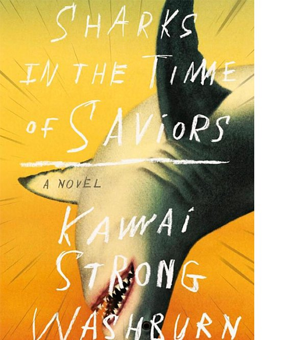 Sharks in the Time of Saviors book cover