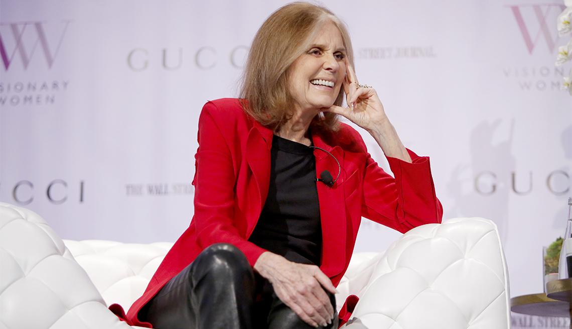item 5 of Gallery image - Gloria Steinem
