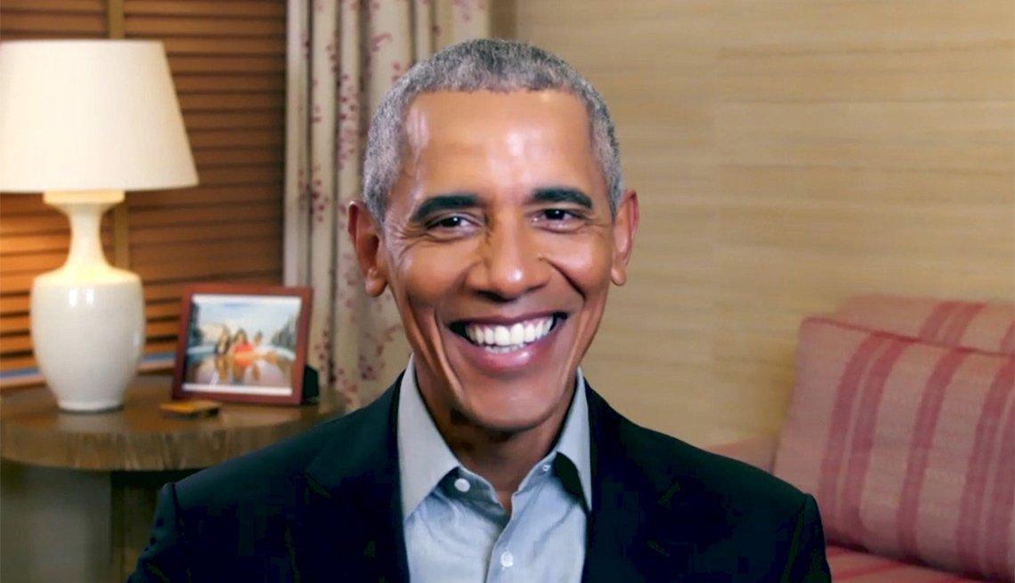 item 10 of Gallery image - Former President Barack Obama