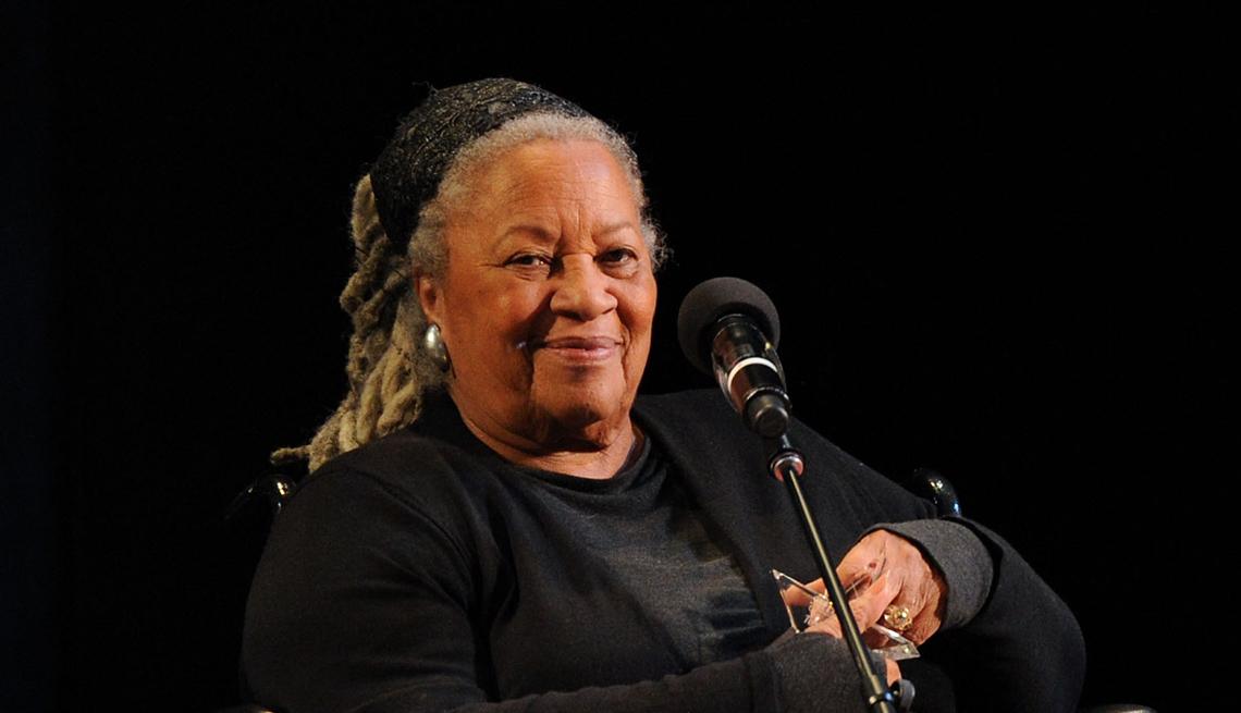 item 12 of Gallery image - Toni Morrison