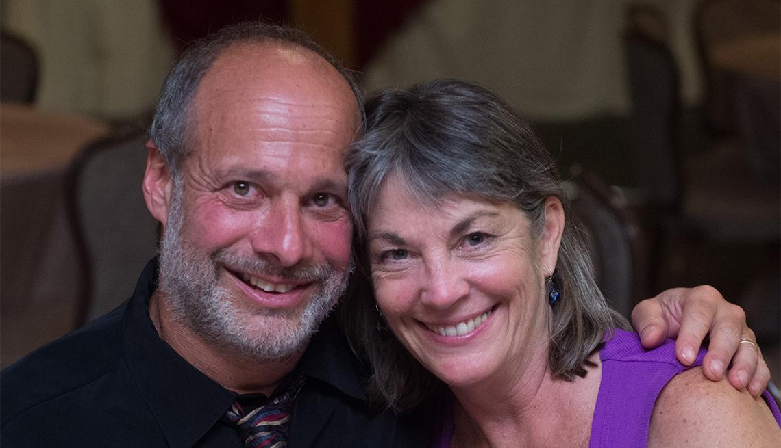 Israel y Cathie Helfand
