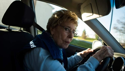 B.J. Riley, AARP Driver Safety class