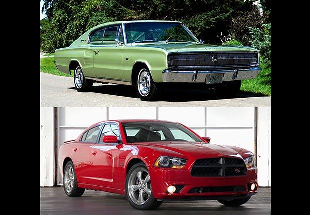 Dodge Charger - Carros clásicos de antes y de ahora
