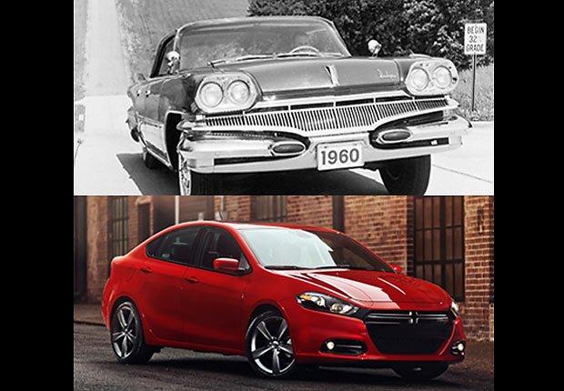 Dodge Dart - Carros clásicos de antes y de ahora