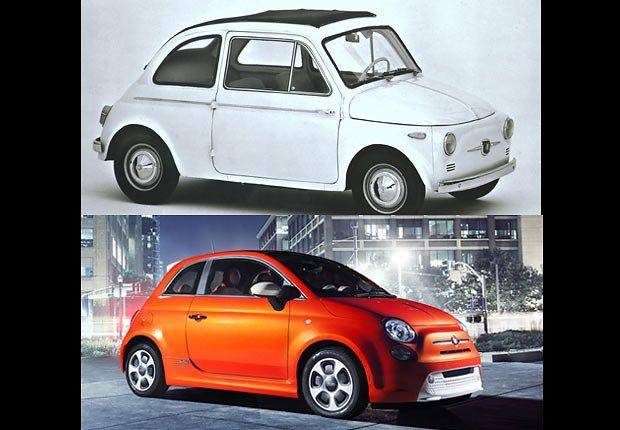 Fiat 500 - Carros clásicos de antes y de ahora