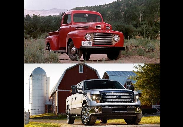 Ford 500 - Carros clásicos de antes y de ahora