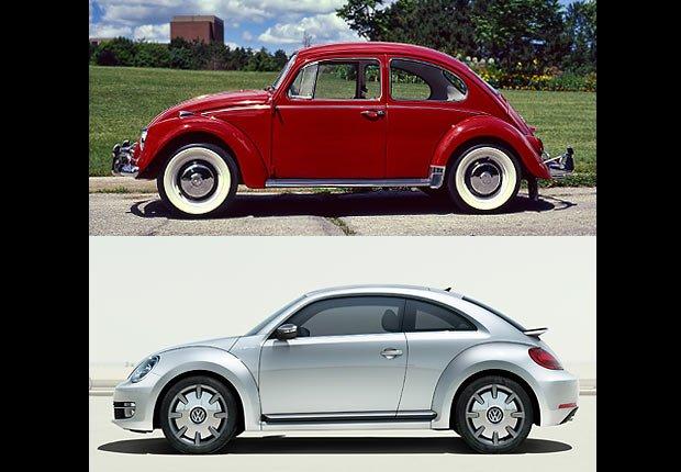 Volkswagon Escarabajo - Carros clásicos de antes y de ahora