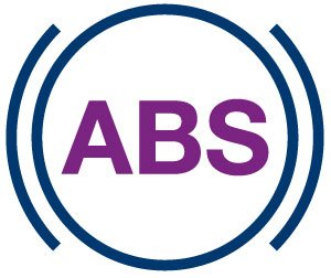 ABS system icon .