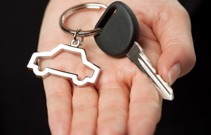 Car keys in hand - AARP Auto