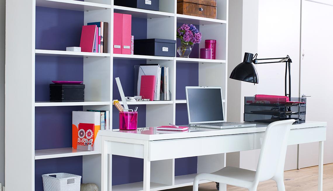 Accesorios imprescindibles para tu oficina en casa for Accesorios de oficina